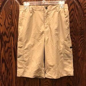Magellan Tan Outdoors Fish Gear Boys Shorts